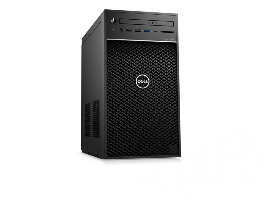 Workstation Desktop Dell Precision 3640 MT i9-10900K/32GB/512GBSSD+1TBHDD/Quadro RTX4000/W10P/3Y
