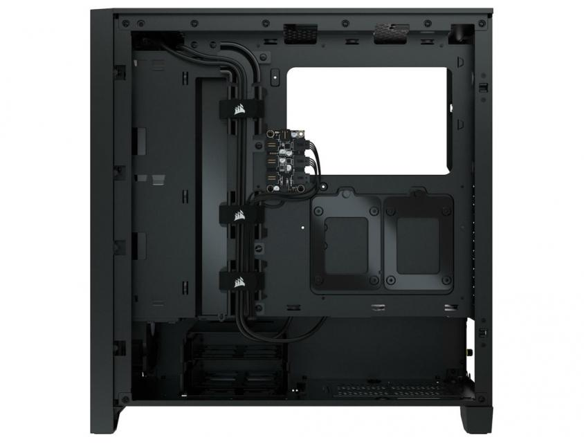 Case Corsair iCUE 4000X RGB Black (CC-9011204-WW)