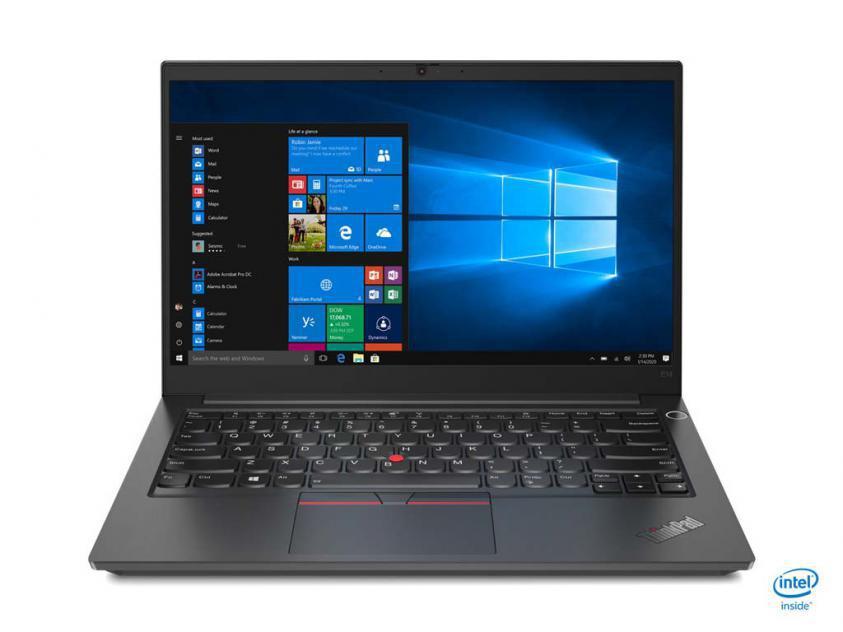 Laptop Lenovo ThinkPad E14 14-inch i7-1165G7/16GB/1TBSSD/W10P/3Y/Black (20TA000FGM)