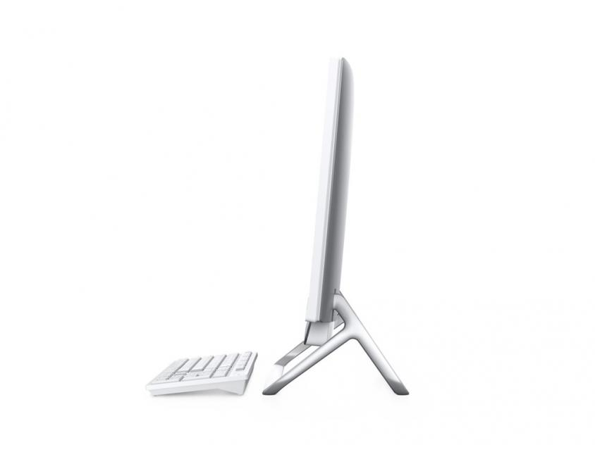 All-in-one PC Dell Inspiron 5400 23.8-inch i5-1135G7/8GB/512GBSSD/W10P/2Y Silver (5400-4550)