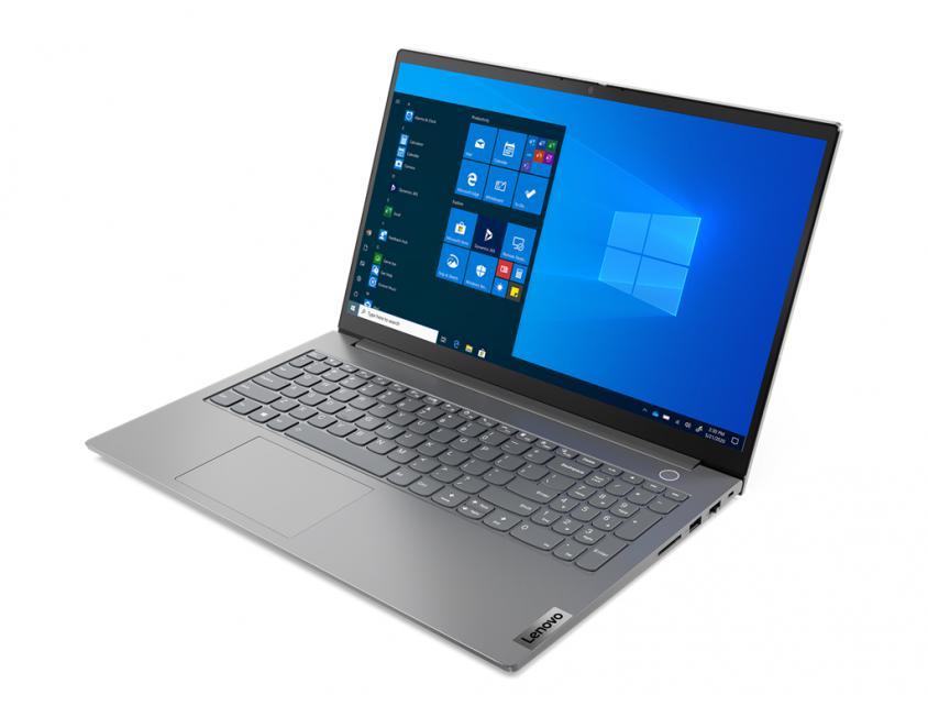 Laptop Lenovo ThinkBook 15 G2 ITL 15.6-inch i5-1135G7/8GB/512GB/FreeDOS/2Y (20VE00FLGM)