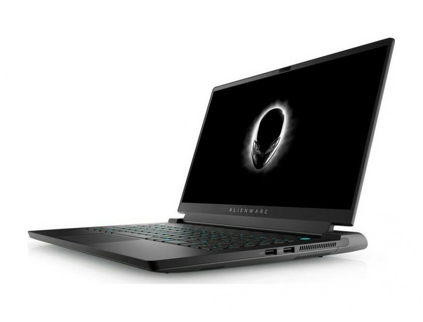 Gaming Laptop Dell Alienware m15 R5 15.6-inch R7-5800H/16GB/1TB/GeForce RTX 3060/W10P/2Y/Dark Side of the Moon (471455432)