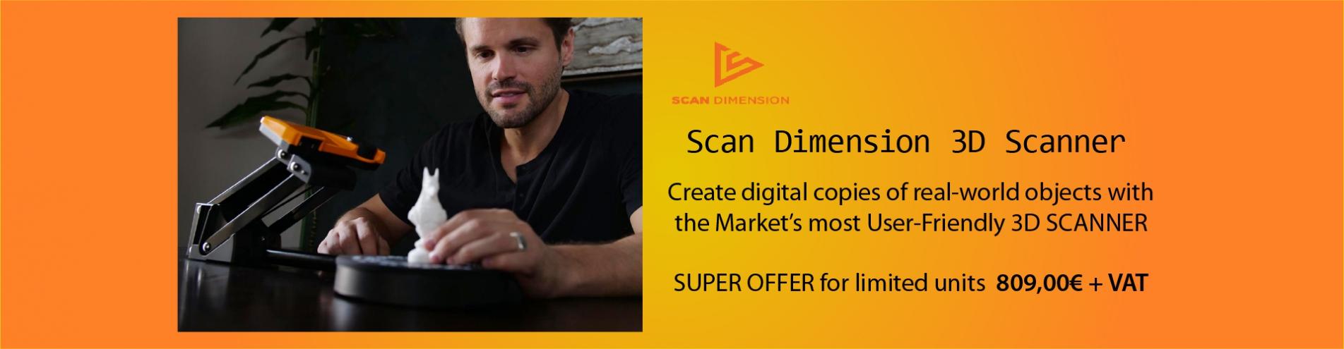 3D Scanner SOL-EN