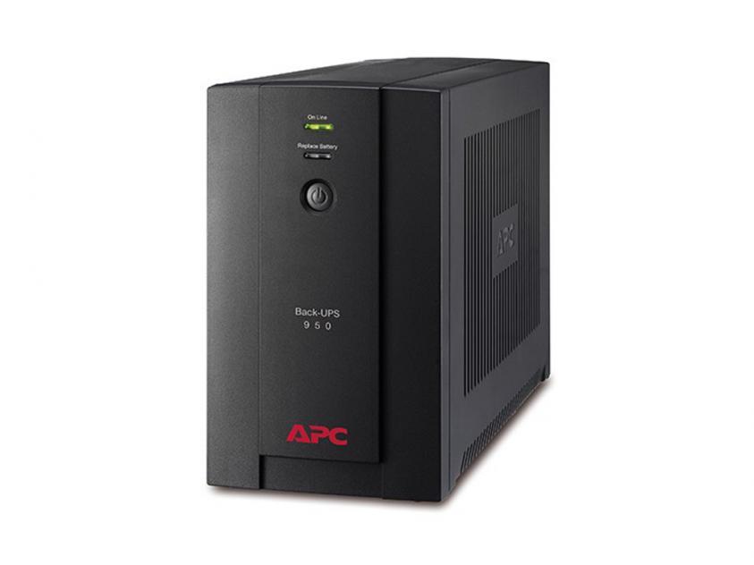 UPS APC Line Interactive Back-UPS 950VA Schuko (BX950U-GR)