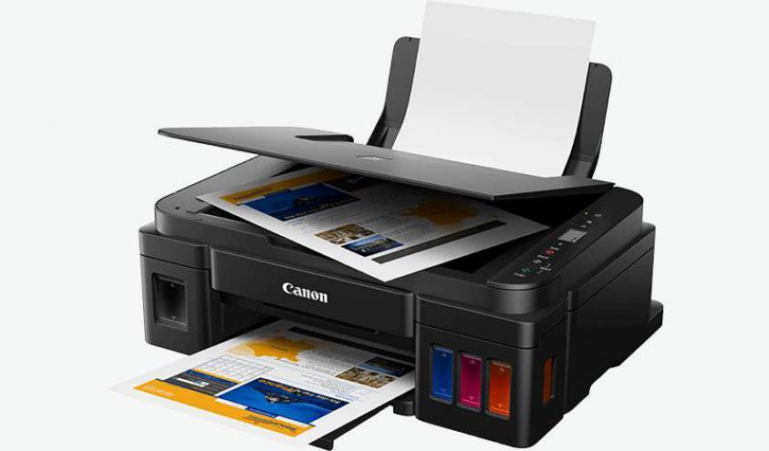 MFP Canon Color inkJet Pixma G2411 (2313C025AA) (3 Years warranty)