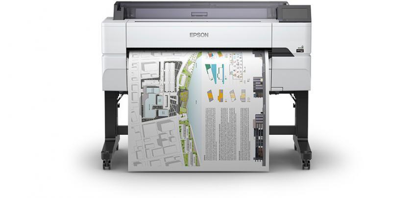 Plotter Epson SureColor SC-T5400 (C11CF86301A0) (2 Years warranty)