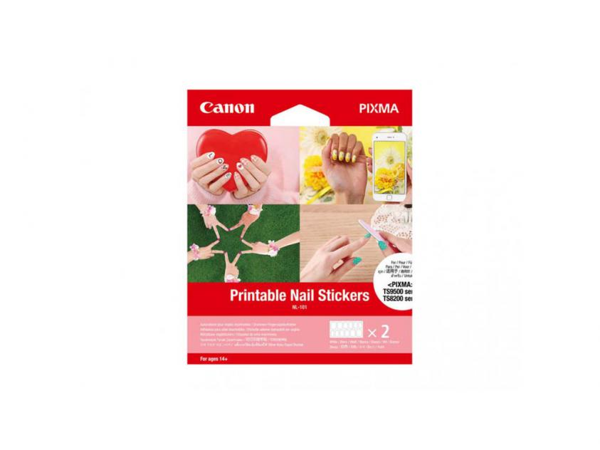 Printable Nailstickers Canon NL-101 (2 sheets) (3203C002)