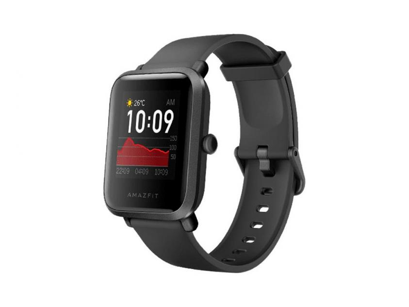 Smartwatch Xiaomi Amazfit Bip S Carbon Black (A1821BK)