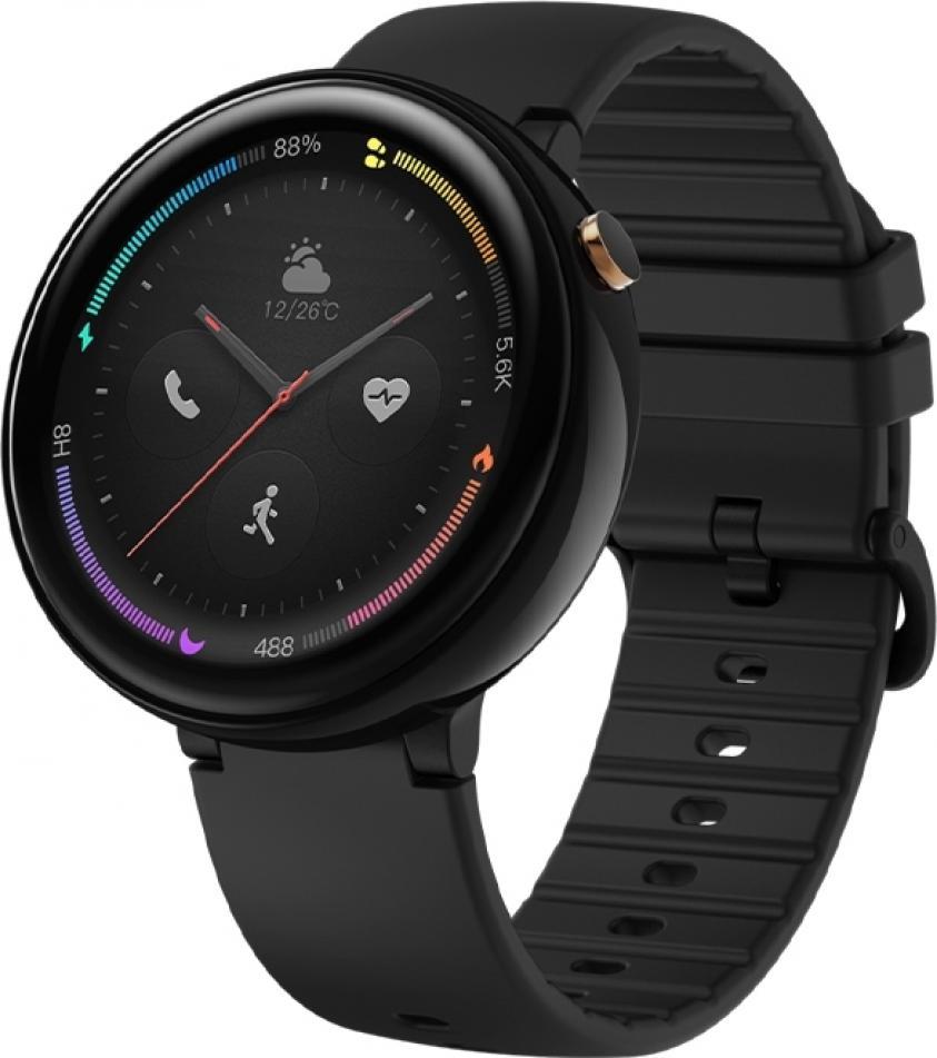 Smartwatch Xiaomi Amazfit Amazfit Nexo Ceramic Black EU (AC1817BK)