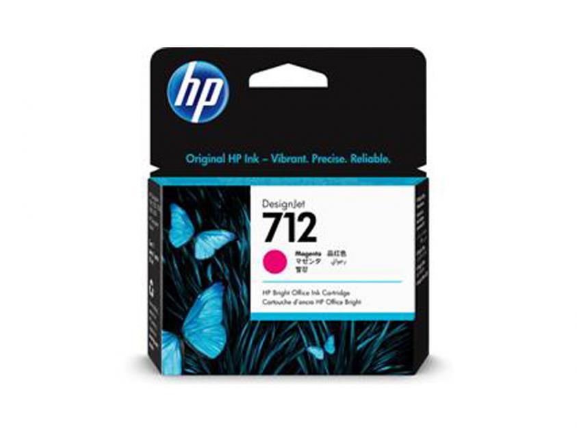 Ink HP 712 Magenta 29ml (3ED68A)