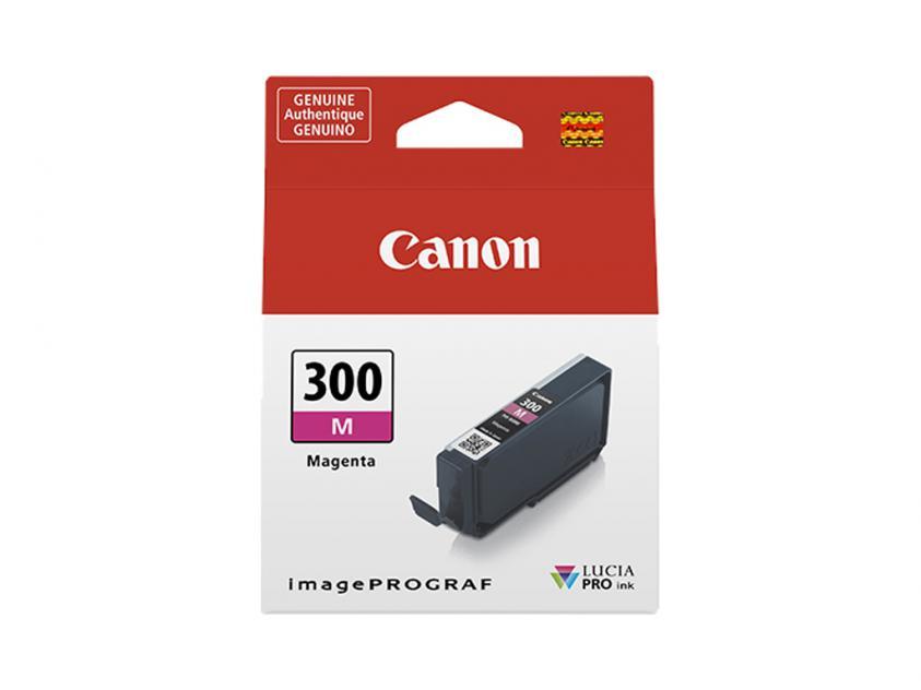 Ink Canon PFI-300M Magenta 14ml (4195C001)