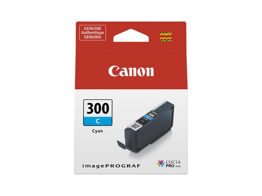 Ink Canon PFI-300C Cyan 14ml (4194C001)