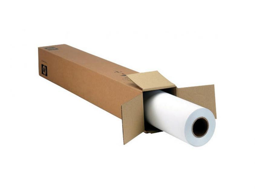 8SU06A HP Removable Adhesive Fabric, 3-in Core (1067 mm x 30,5 m) 289 g/m²