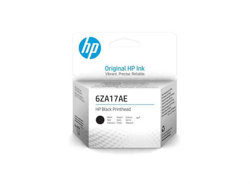 Ink HP 6ZA17AE Printhead Black (6ZA17AE)