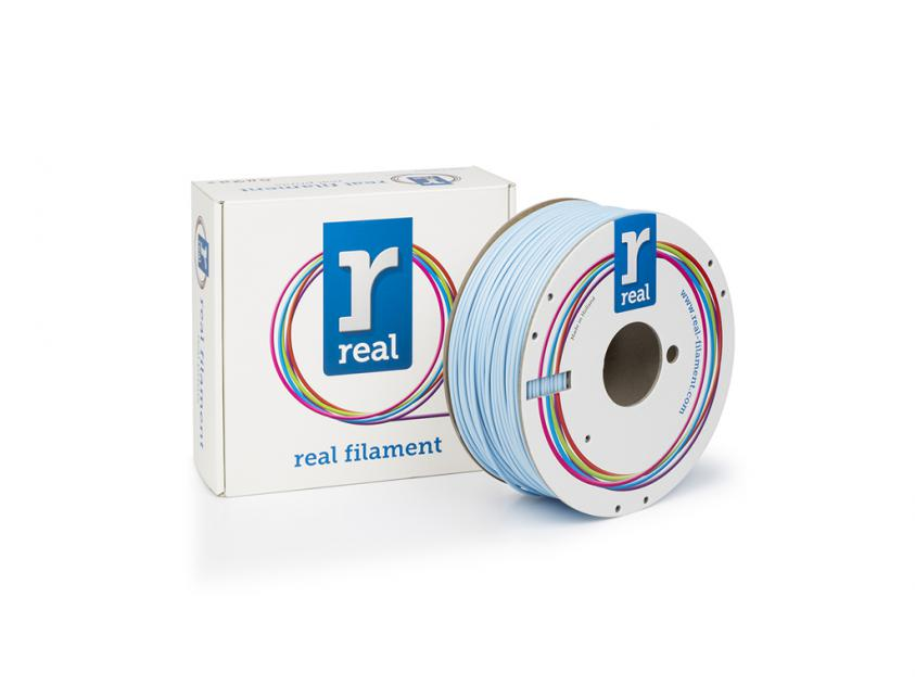 3D Printer Filament Real ABS 1.75mm Spool of 1Kg Light Blue (NLABSLBLUE1000MM175)