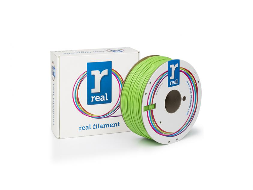 3D Printer Filament Real ABS 1.75mm Spool of 1Kg Nuclear Green (NLABSNGREEN1000MM175)