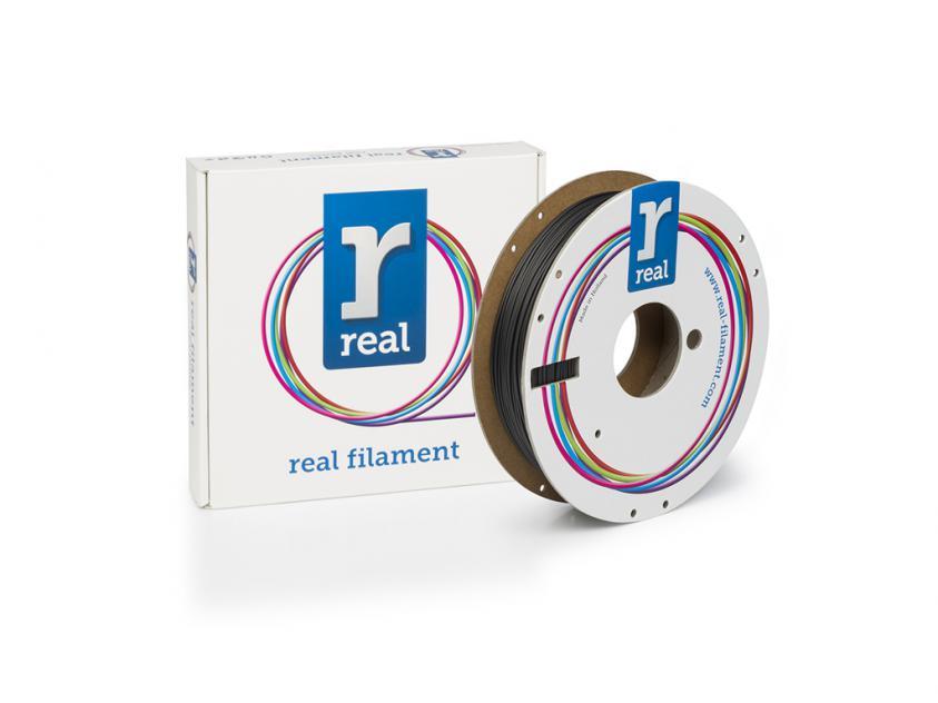 3D Printer Filament Real BioFlex 1.75mm Spool of 0.5Kg Black (NLBIOFLBLACK500MM175)