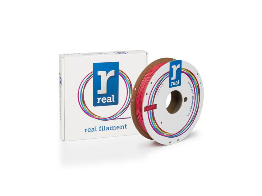 3D Printer Filament Real Flex 1.75mm Spool of 0.5Kg Red (REALFLEXRED500MM175)