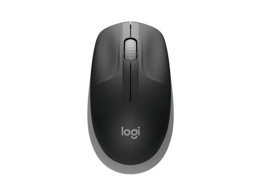 Mouse Logitech M190 Wireless Grey (910-005906)