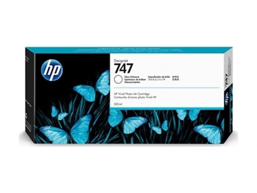 Ink HP 747 Gloss Enhancer 300ml (P2V87A)