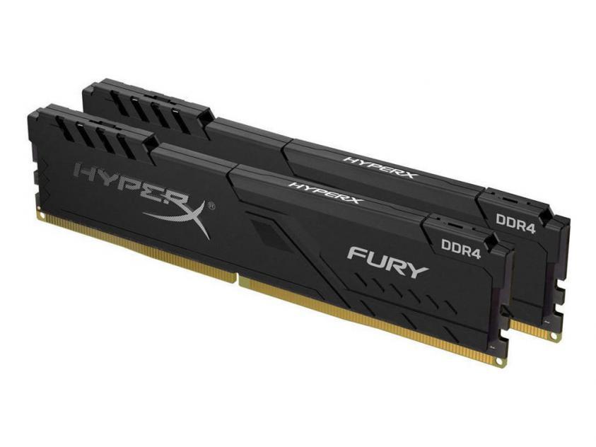 RAM Kingston HyperX Fury 32GB DDR4 2666MHz CL16 (HX426C16FB4K2/32)