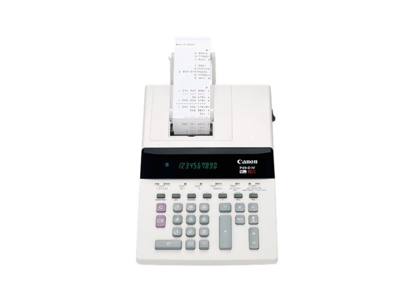 Calculator Canon P29-D IV (0216B001AC)
