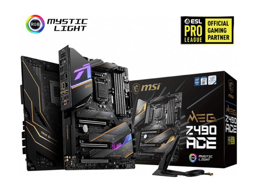 Motherboard MSI Z490 Ace (7C71-008R)