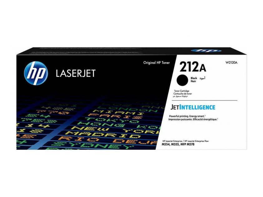 Toner HP 212A Black 5500Pgs (W2010A)