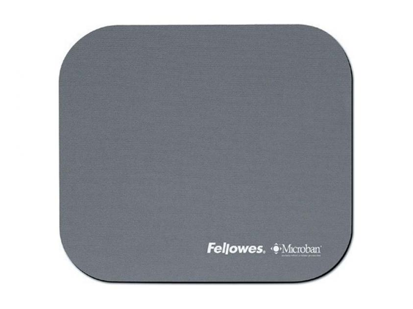 MousePad Fellowes Microban Silver (5934005)