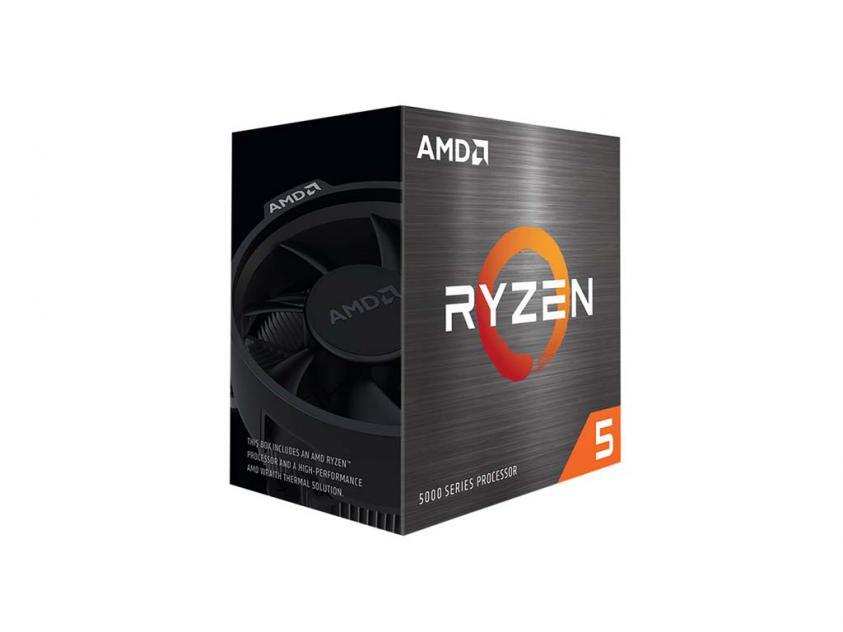 Processor AMD Ryzen 5 5600X 3.70GHz Box (100-100000065BOX)