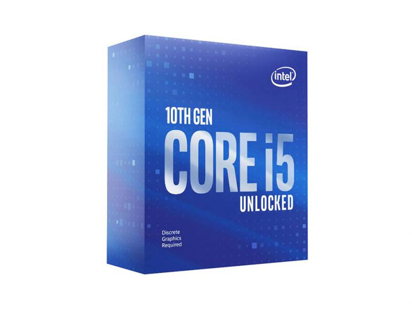 Processor Intel Core i5-10600KF 4.10GHz (BX8070110600KF)