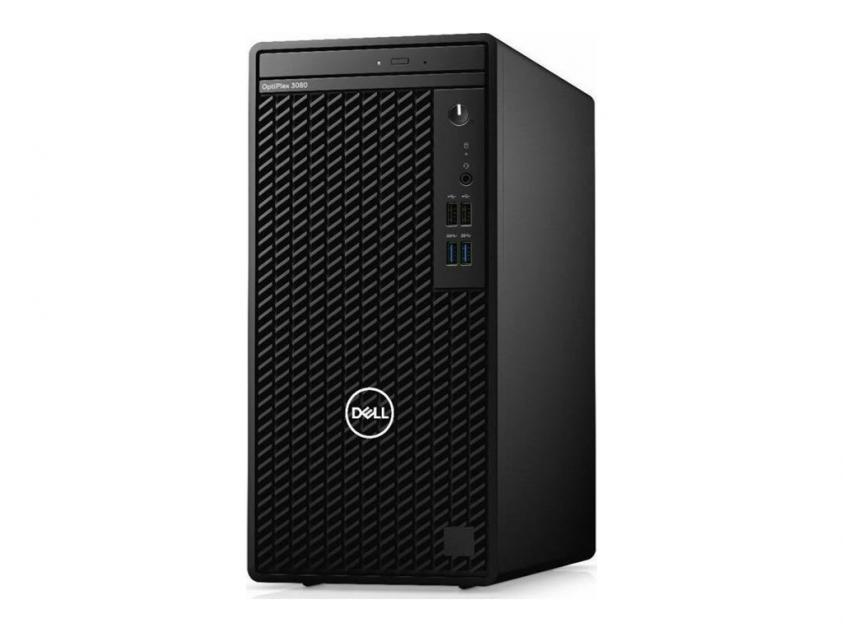 Desktop Dell OptiPlex 3080 MT i3-10100/8GB/256GBSSD/W10P/5Y (NMY1R)