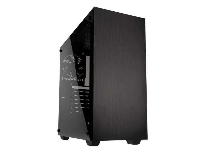 Case Kolink Stronghold Black (GEKL-034)