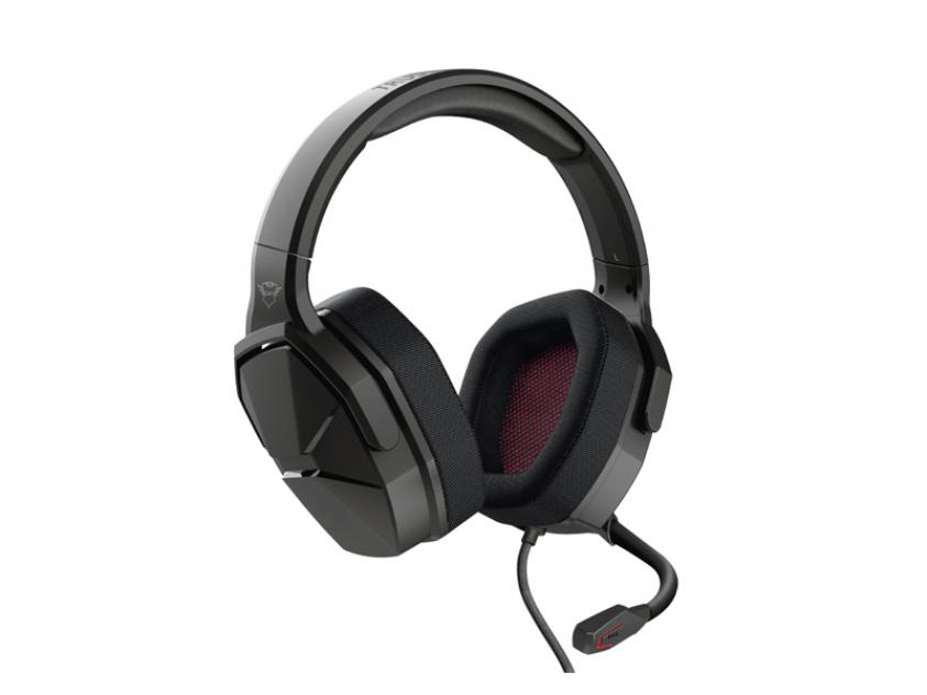 Gaming Headset Trust GXT 4371 Ward (23799)