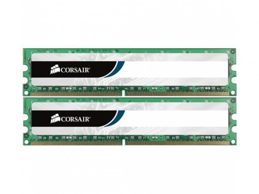 RAM Corsair ValueSelect 8GB DDR3 1333MHz CL9 Kit (CMV8GX3M2A1333C9)