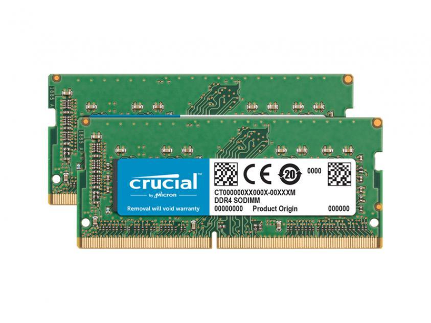 RAM Crucial CT2K16G4S24AM 32GB DDR4 2400MHz CL17 Kit (CT2K16G4S24AM)