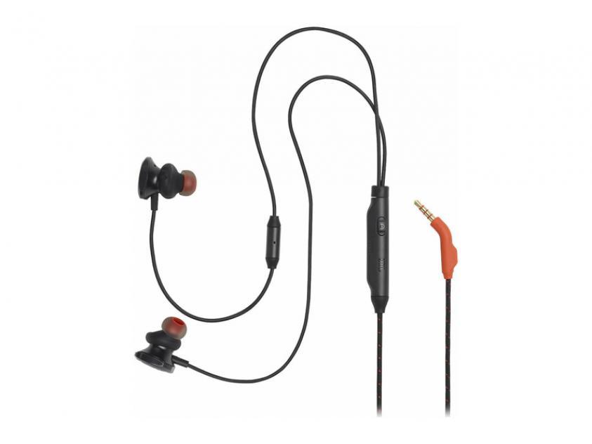 Gaming Earphones JBL Quantum 50 Black (JBLQUANTUM50BLK)