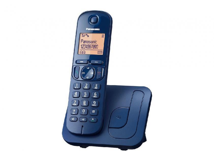 Cordless Phone Panasonic KX-TGC210GRC Blue (KX-TGC210GRC)