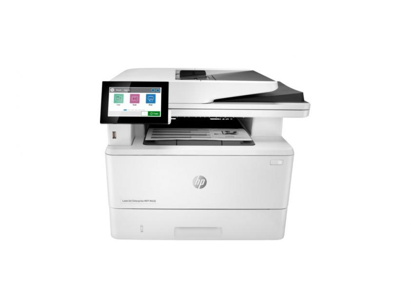 MFP HP LaserJet Enterprise M430f (3PZ55A)