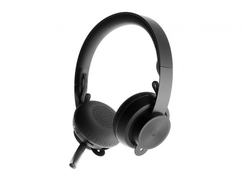 Headphones Logitech Zone Plus Wireless  (981-000806)