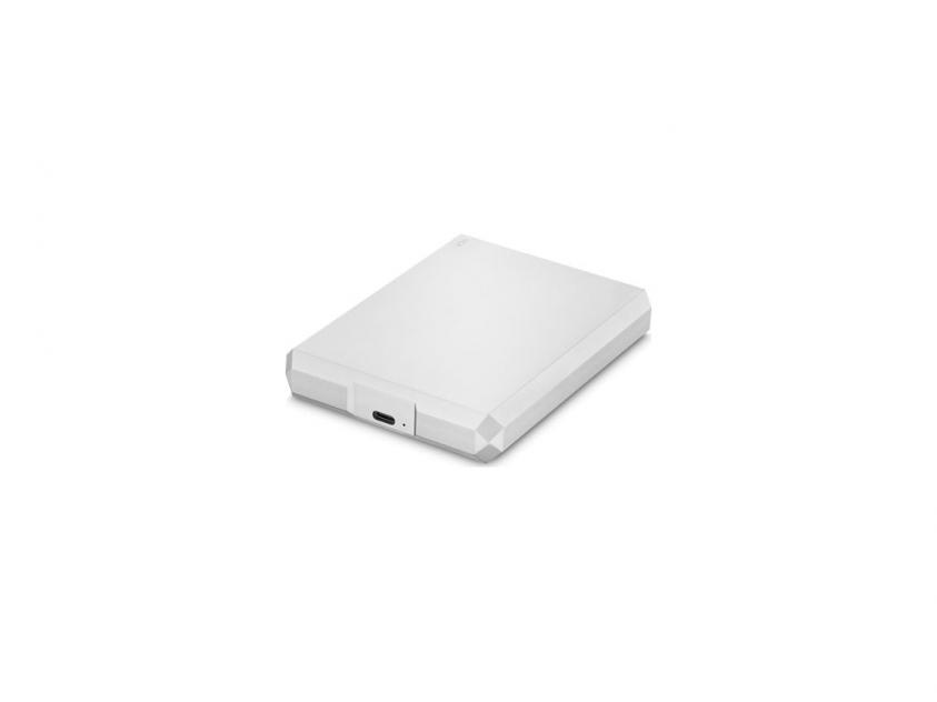External HDD Lacie Mobile Drive 5TB 2.5-inch Moon Silver (STHG5000400)