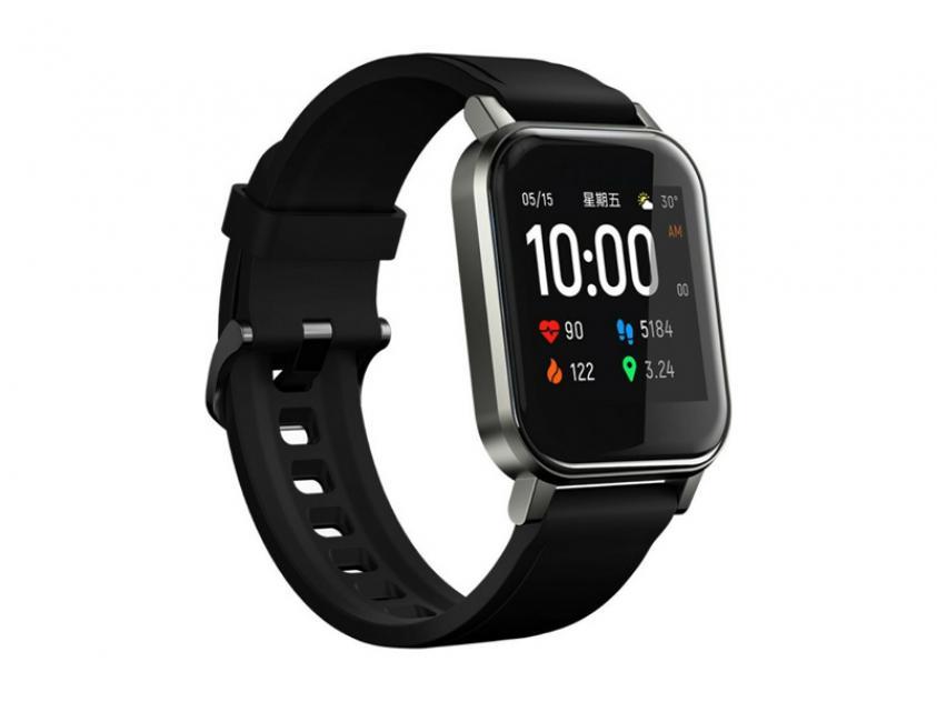Smartwatch Haylou LS02 48mm Black (LS02BK)
