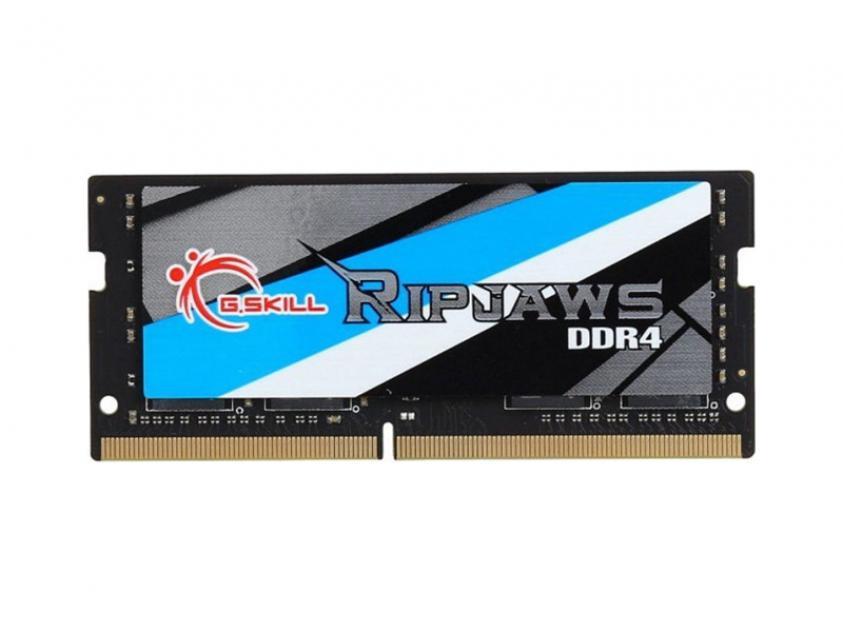 RAM G.Skill Ripjaws 8GB DDR4 3200MHz CL18 (F4-3200C18S-8GRS)
