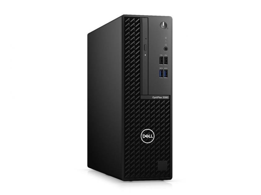 Desktop Dell OptiPlex 3080 SFF i3-10100/8GB/256GBSSD/W10P/5Y (RC7N7)
