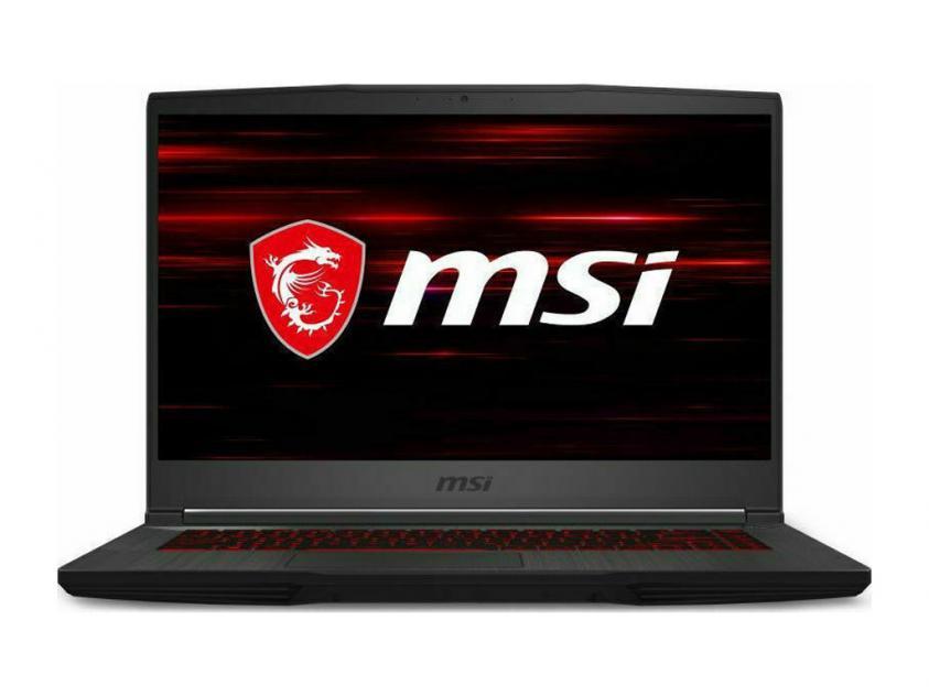 Gaming Laptop MSI GF65 Thin 10SDR 15.6-inch i7-10750H/16GB/521GBSSD/GeForce GTX 1660 Ti/W10H/2Y (9S7-16W112-1261)