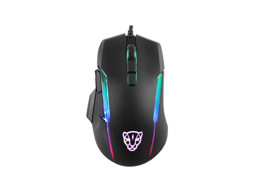 Gaming Mouse Motospeed V90 Wired Black (MT00167)
