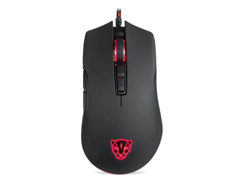Gaming Mouse Motospeed V70 Wired Black (MT00177)
