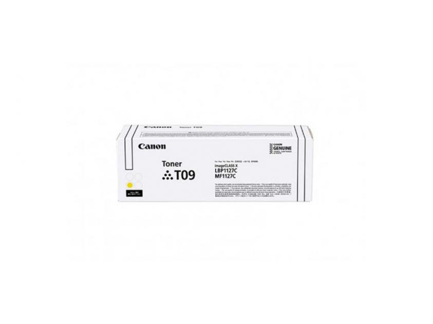 Toner Canon T09 Yellow 5900Pgs (3017C006)