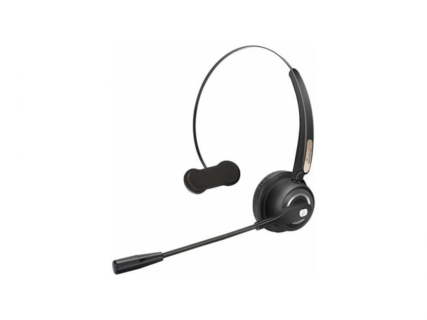 Headset MediaRange Mono Wireless Black (MROS305)