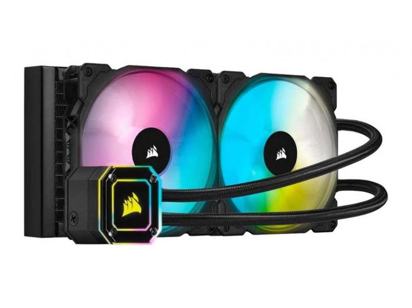 Liquid CPU Cooler Corsair iCUE H115i Elite Capellix (CW-9060047-WW)